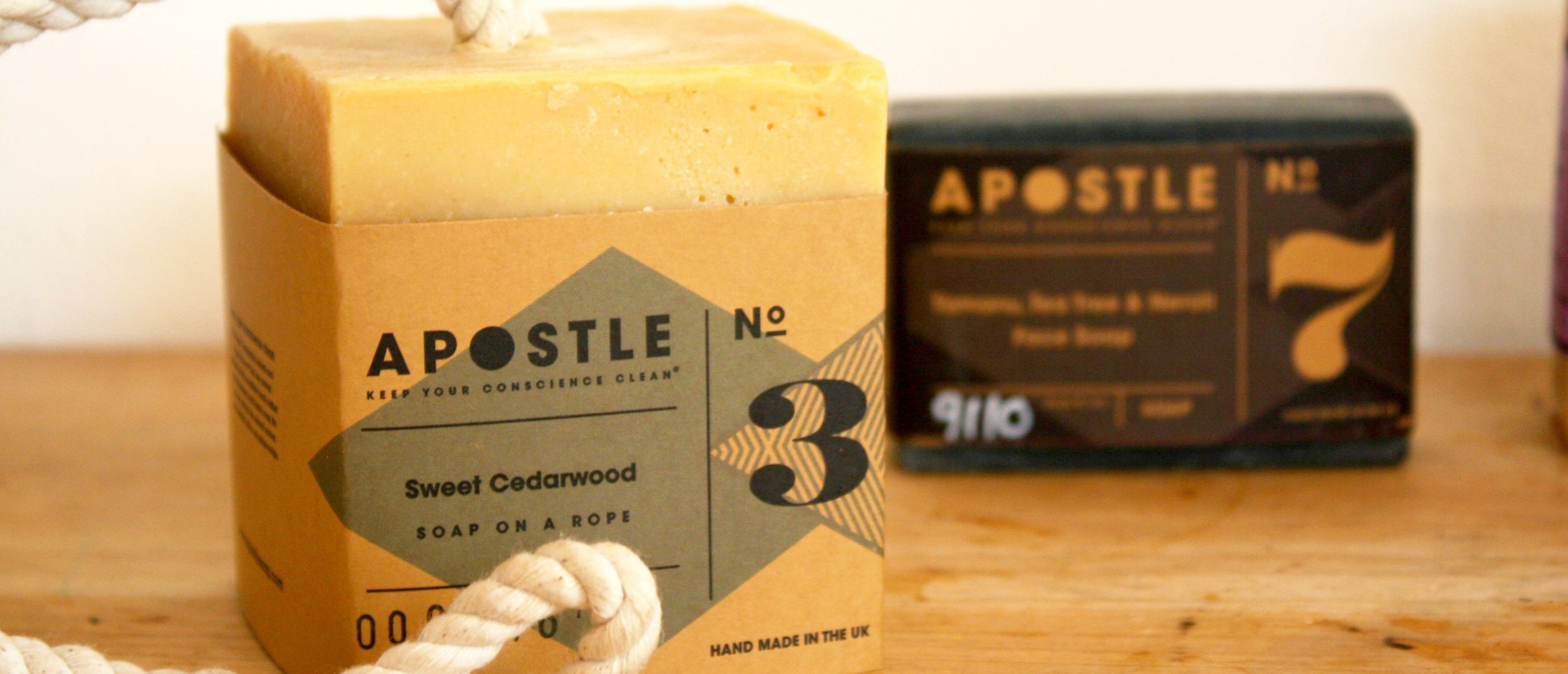 Handmade Cold Pressed Soaps